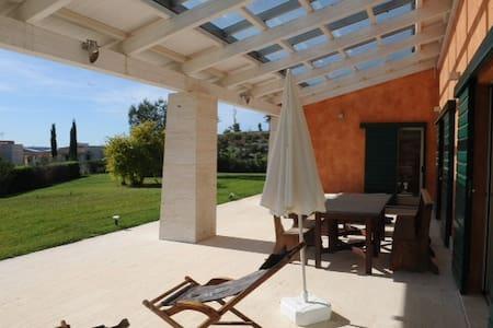 Vacanze  Golf & Terme a Saturnia  - Grosseto - Villa
