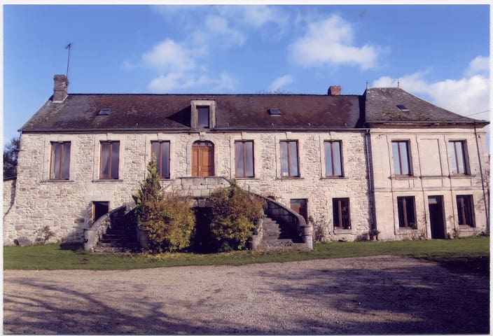 Bed and breakfast, charming house. - Laval-en-Laonnois - Ev