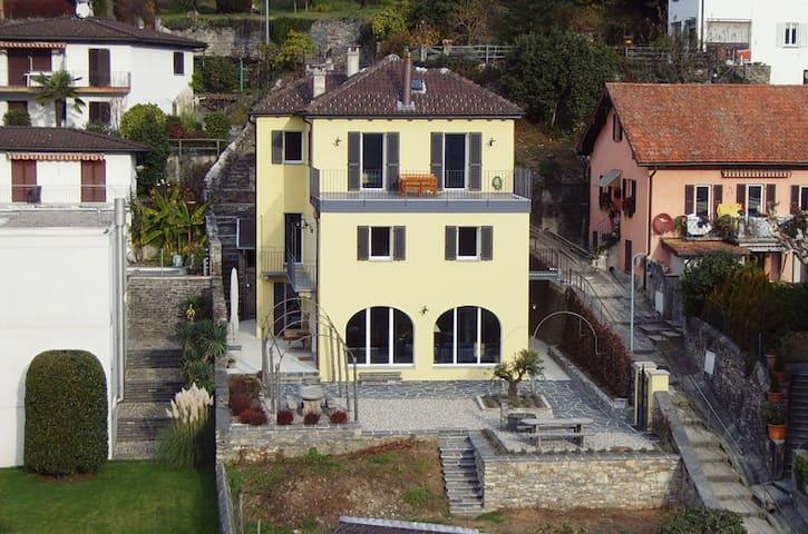 Apartment Casa ai Monti (Ticino) - Locarno - Appartement