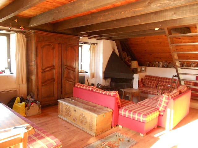 sunny and charming Duplex for 6pers - La Salle-les-Alpes - Wohnung
