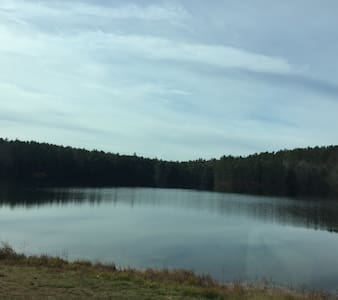 A slice of Heaven - Bridgton - Cabin