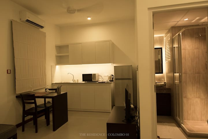 The Residence Colombo 3