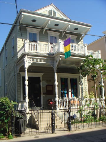 Lower Garden District 2 Bdrm Apt Flats For Rent In New Orleans Louisiana United States