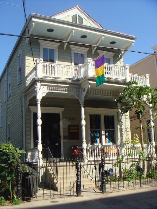 Lower Garden District 2 Bdrm Apt Apartments For Rent In New Orleans Louisiana United States