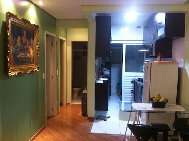 Apartamento Ideal na Vila Romana