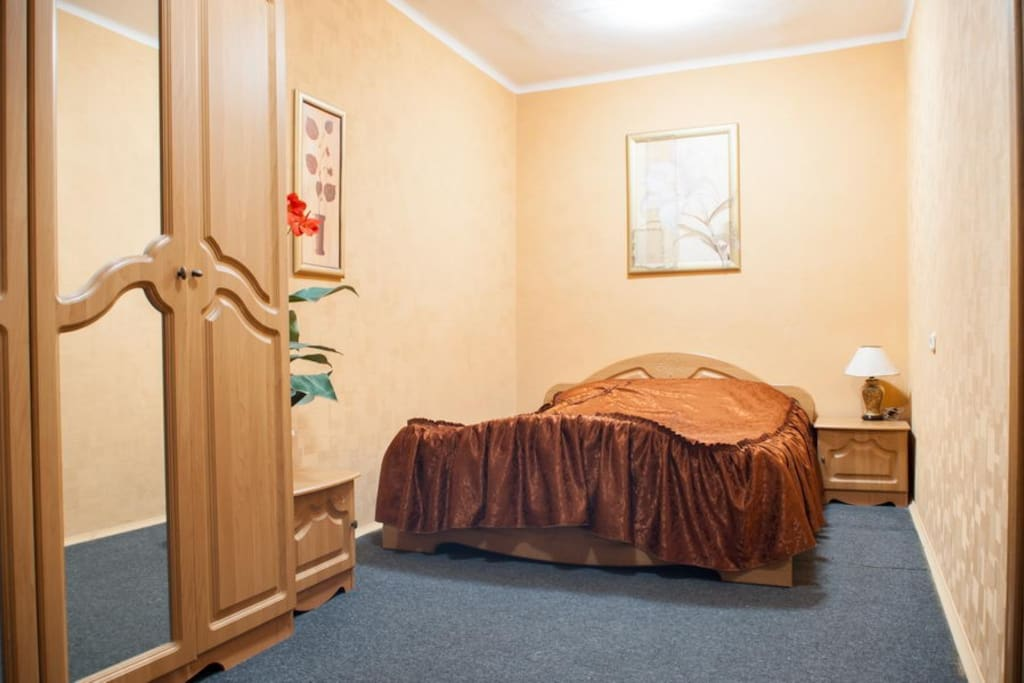 Nice 2-room apartment in Minsk