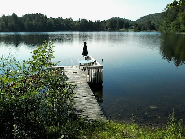 Haven Cottage    (45 min.North of Ottawa/Gatineau) - Duclos - Kabin