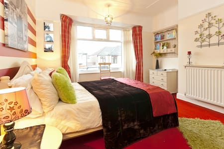 Stylish room in beautiful house (1) - Liverpool - Casa