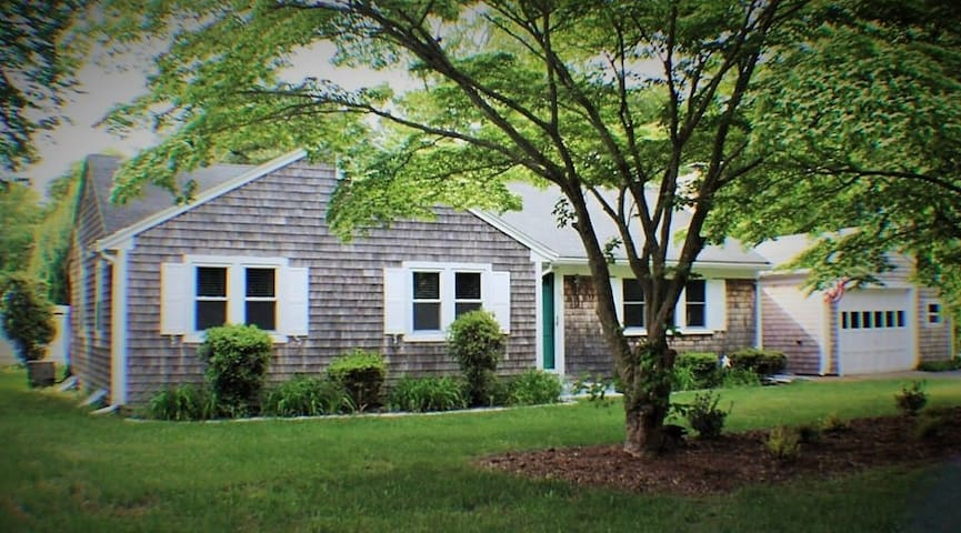 Deeded Rights to Lake Wequaquet! - Barnstable - House
