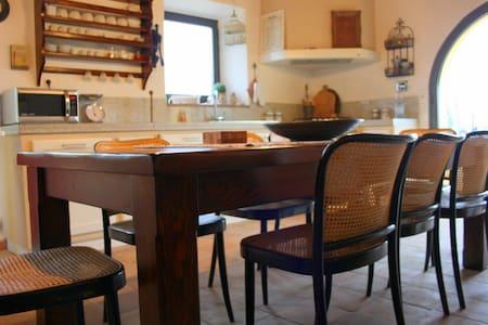 sweet Tuscan home top rolling hills - Tavarnelle Val di Pesa - Villa