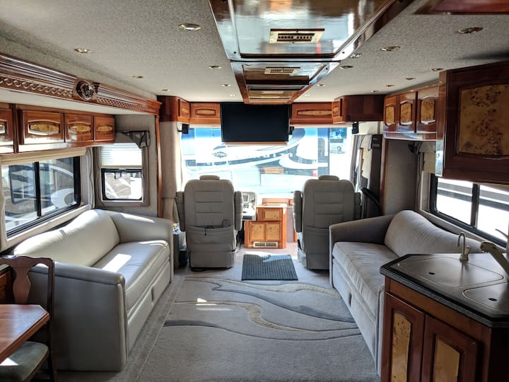 Luxury 42 Ft Class A RV