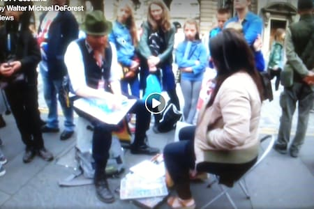 Live with Van Gogh @ Edinburgh Festival Fringe