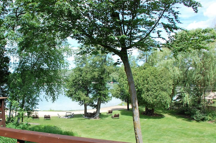 Beautiful Waterfront Condo on Elkhart Lake!