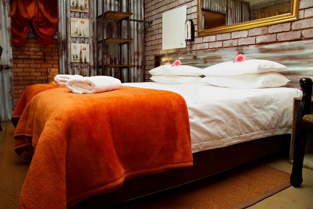 Luxury Double Suite D