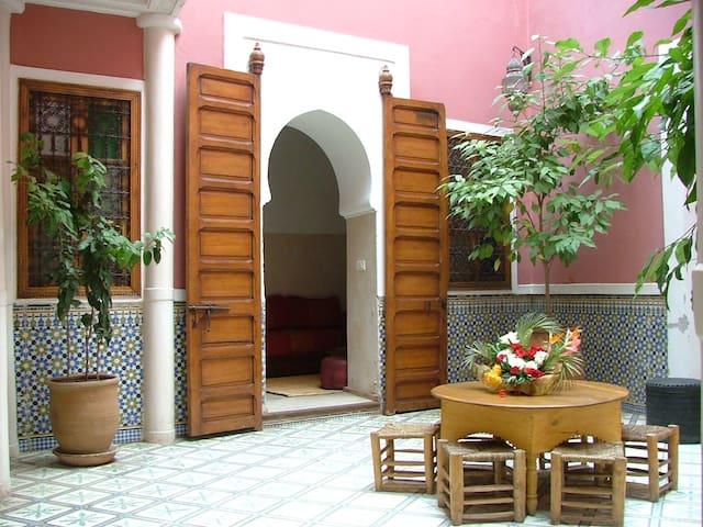 Dar Eden B&B exclusivity in medina - Marrakesh - Huis