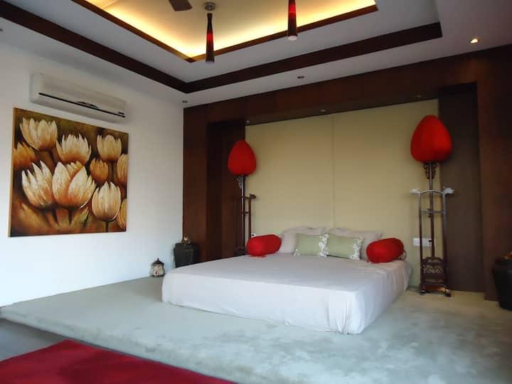 Charming Apartment & Terrace Pool
