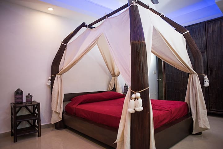 INDONESIAN DREAM - Puerto Aventuras - Bed & Breakfast