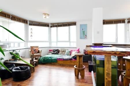 TOP Ldn Views, Hoxton! Double Room! - London - Apartment