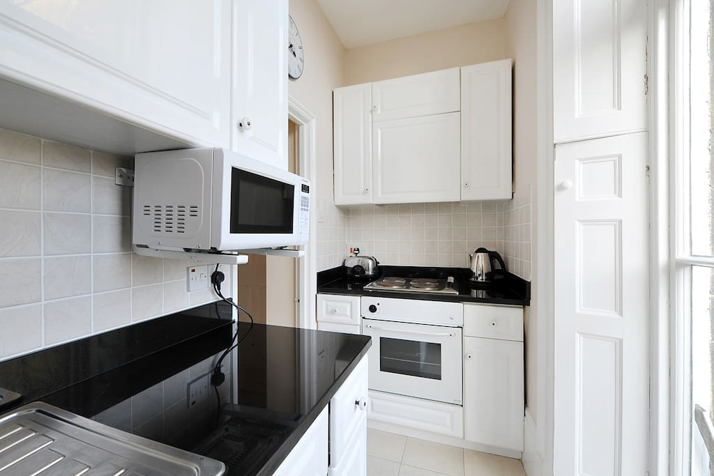 Kitchen, fully equipped for your stay