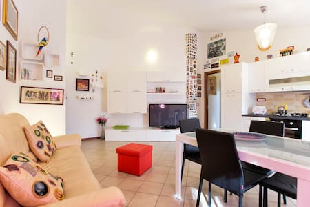 Lovely Alghero center apartment.