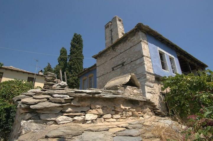traditional stone house- Thassos - Thassos