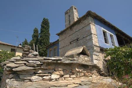 traditional stone house- Thassos - Thassos - Talo