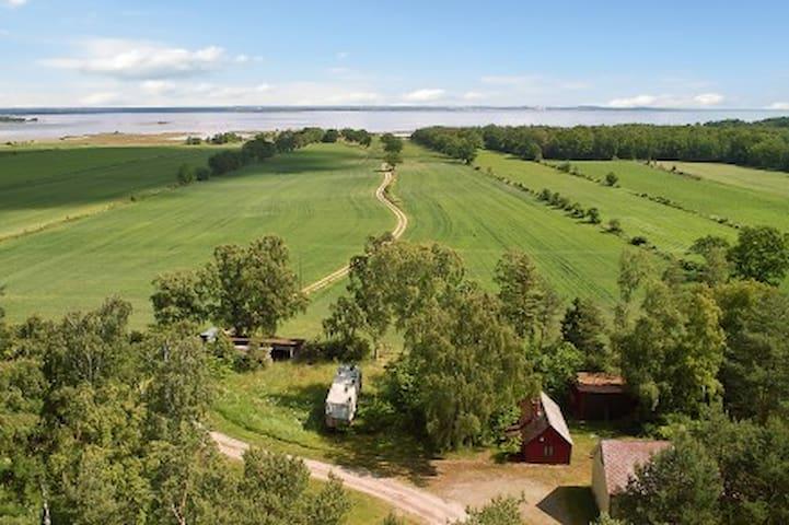 Hus på Listerlandet, Blekinge - Sölvesborg