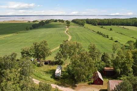Hus på Listerlandet, Blekinge - Sölvesborg - Dům