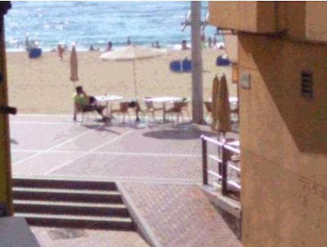 Frente a la Playa de Las Canteras - Les Palmes de Gran Canària - Pis