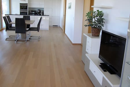 Moderne, großzügige, lichtdurchflutete Wohnung