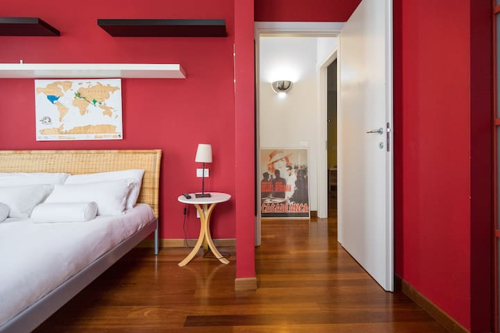 Fede's flat Navigli Milano