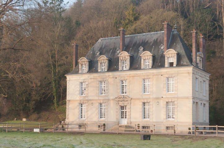 château de la Ronce CEZANNE - Caumont - Kasteel