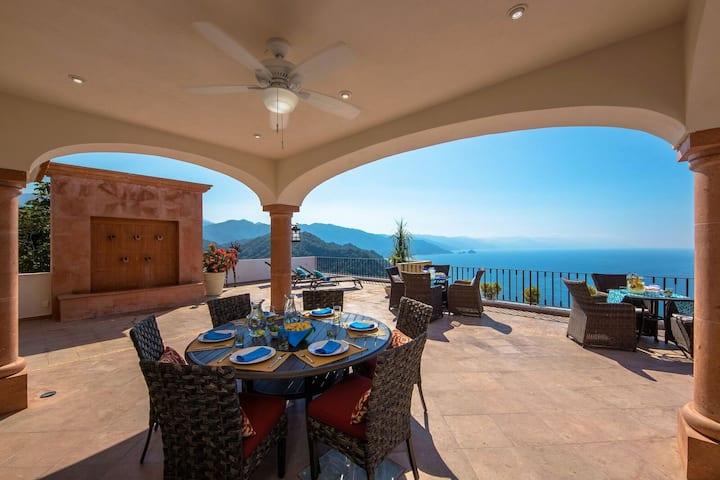 Gorgeous De Lux Villa Great Space Beautifull Views