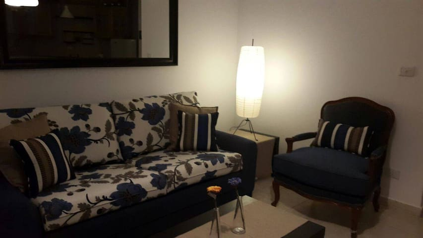 Furnished Studio for Rent - New Cairo City - อพาร์ทเมนท์