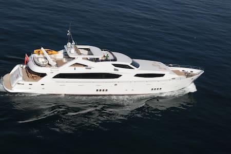 Bodrum 'da Superyacht ayrıcalığı - Göltürkbükü