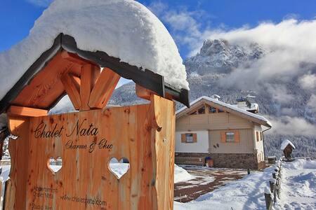 Chalet Nata - Apartment Orione - Vigo di Fassa