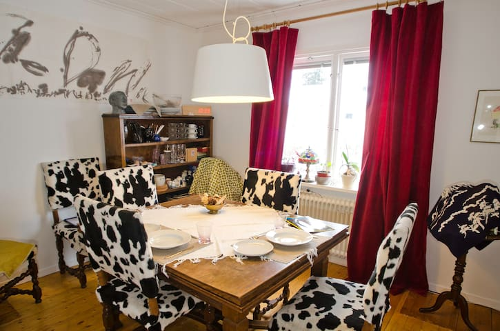 one cosy double room for rent - Långbro - Bed & Breakfast