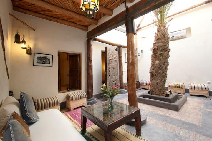 Riad Petit Palais de Marrakech - Marrakech - Casa