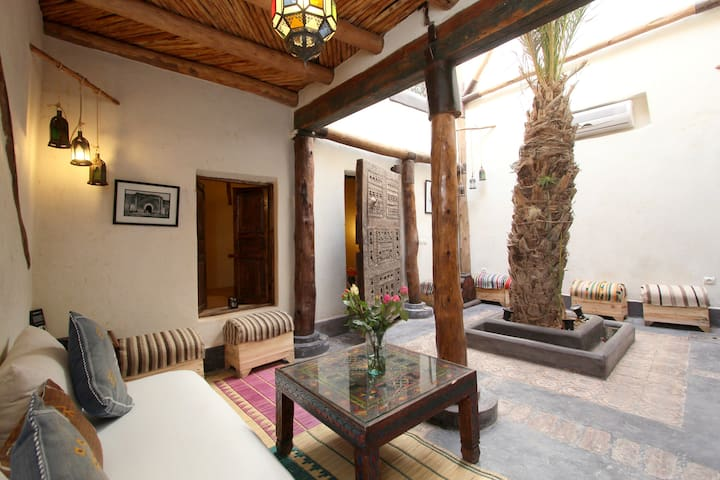 Riad Petit Palais de Marrakech - Marrakesh - Huis