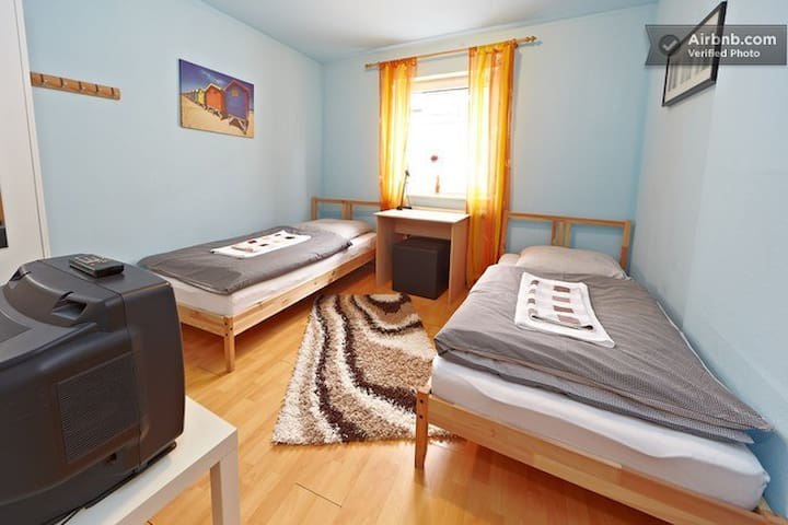 Nuremberg double room - Nuremberg - House
