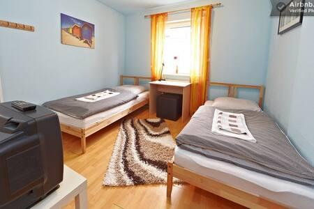 Nuremberg double room - นูเรมเบิร์ก - บ้าน