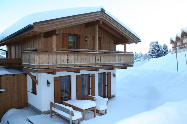 Luxurious Chalet in the Mountains - Hochkrimml - Chalé