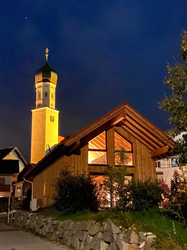 Ferienhaus Königsdorf - Urlaub im Tölzer Land