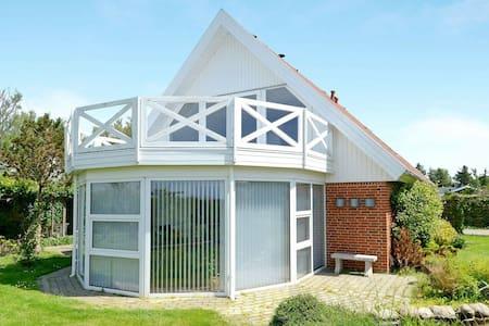 Spacious Holiday Home in Hemmet Jutland near the Sea