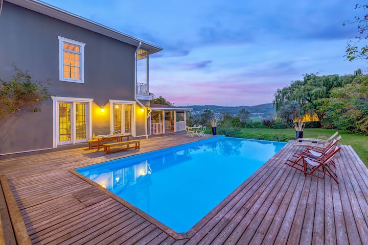 One Of A Kind Dream Villa In Istanbul