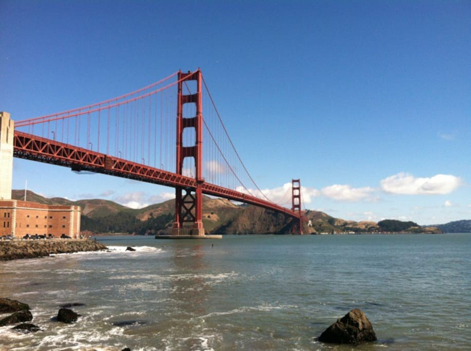 Photo of Crissy Field in Presidio