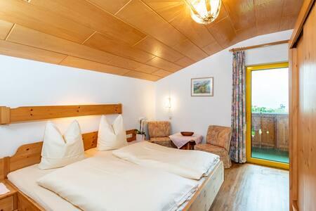 Wohlfühl-Schlafzimmer für 2 Personen