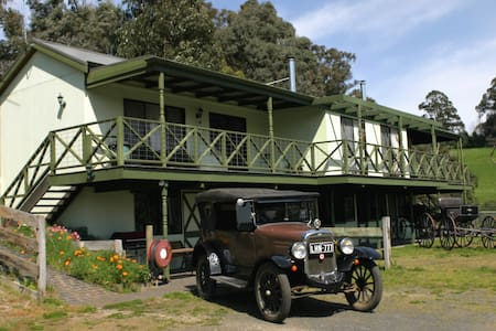 Brilynbrook farmstay.Sapphire Unit. - Gembrook