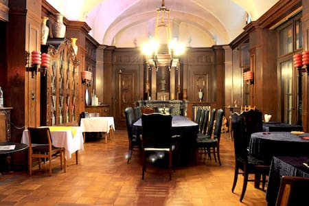 1 Zimmer Z 303   BAD Gem. Küche - Stolpen - Castle