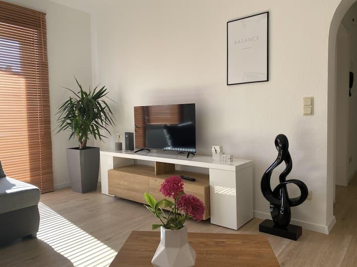 Schöne&Moderne 2ZKB Wohnung Am Homburg Saarbrücken